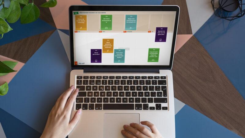 Link naar Optimaal Digitaal online training